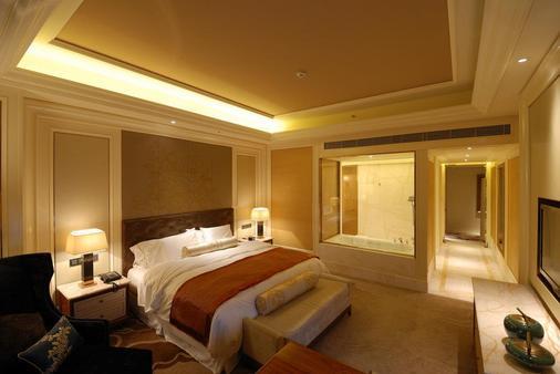 瀋陽富力萬達文華酒店 - 瀋陽 - 臥室