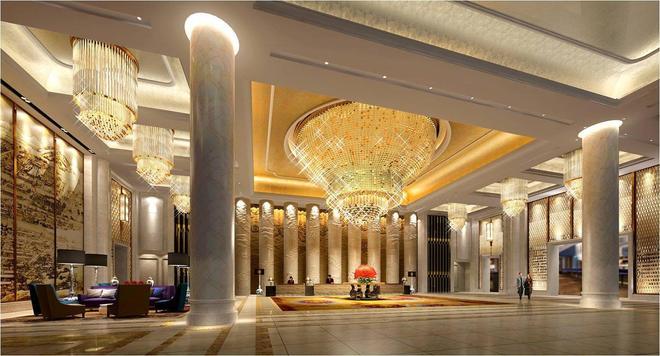 Wanda Vista Shenyang - Shenyang - Σαλόνι ξενοδοχείου
