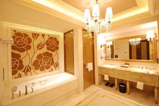 瀋陽富力萬達文華酒店 - 瀋陽 - 浴室