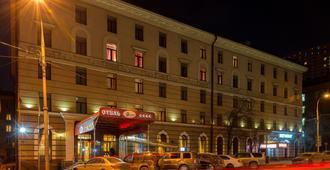 Гостиница Оксана - Москва - Здание