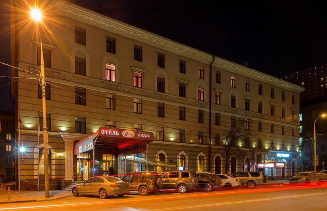 Oksana Hotel - Moskau - Gebäude
