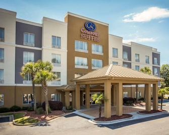 Comfort Suites at Harbison - Columbia - Edificio