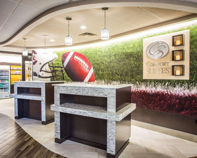 Comfort Suites at Harbison - Columbia - Lobby