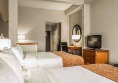 Comfort Suites at Harbison - Columbia - Schlafzimmer
