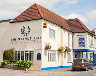 The Walnut Tree Hotel - Bridgwater - Gebouw