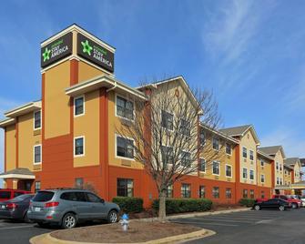 Extended Stay America Suites - Fayetteville - Springdale - Springdale - Budova