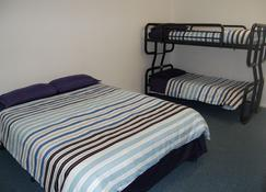 Egmont Eco Leisure Park & Backpackers - New Plymouth - Sypialnia
