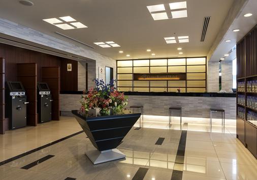 濱松大和roynet飯店 - 濱松市 - 大廳