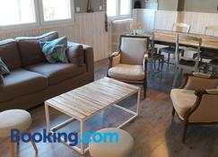 la maison du postier - Port-en-Bessin-Huppain - Living room