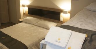 Hotel Embajada - Bogotá - Bedroom