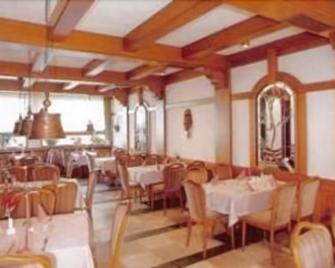 Hotel Restaurant Kugel - Trier - Restaurant