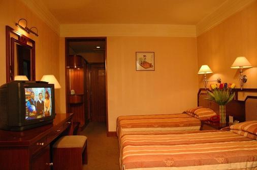 桂景大酒店北京 - 北京 - 臥室
