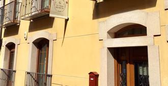La Sandalia - Ávila - Building