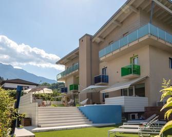 Energy Hotel - Roncegno - Gebouw