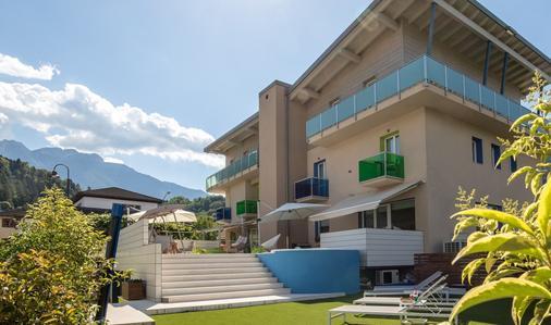Energy Hotel - Roncegno - Building