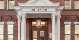 The Francis - Portland - Bâtiment