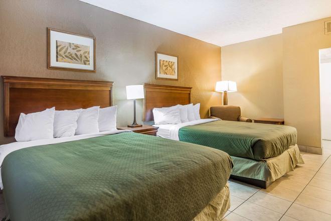 Quality Inn Washington - St George North - Washington - Bedroom