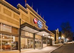 Best Western Plus Baker Street Inn & Convention Centre - Nelson - Rakennus