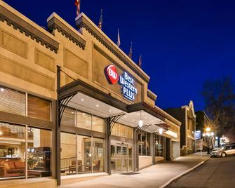 Best Western Plus Baker Street Inn & Convention Centre - Nelson - Building
