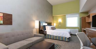 Home2 Suites by Hilton Indianapolis Downtown - Indianapolis - Makuuhuone