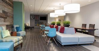 Home2 Suites by Hilton Indianapolis Downtown - Indianapolis - Lounge