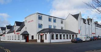 The Royal Hotel - Portree - Building