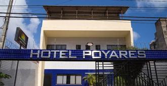 Hotel Poyares - פורטאלזה