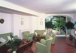 Hotel Miramare - Sorrento - Lobby