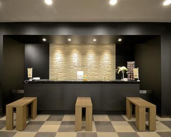 Hotel Route-Inn Yanagawa Ekimae - Yanagawa - Rezeption