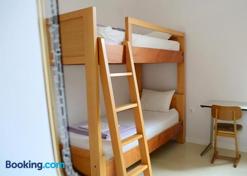 City Circus Athens - Hostel - Athens - Bedroom