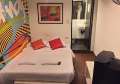 Take A Nap Hostel - Bangkok - Makuuhuone
