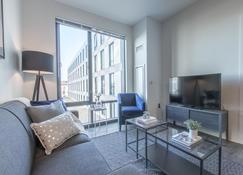 Smart 1br In South End By Sonder - Boston - Living room
