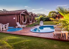 Green Mountain Pousada - Florianopolis - Pool