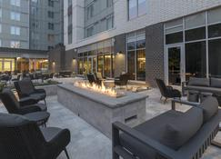 Residence Inn by Marriott Halifax Dartmouth - Halifax - Patio