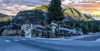 Abram Inn & Suites - Ouray - Edificio