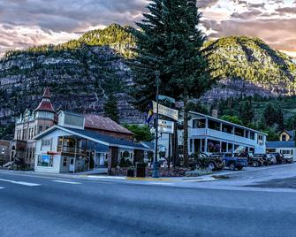 Abram Inn & Suites - Ouray - Building