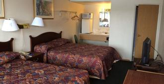 Red Deer Inn & Suites - Red Deer - Bedroom