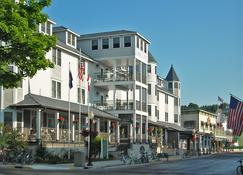 Lake View Hotel - Mackinac Island - Edificio