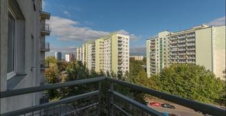 P&O Apartments Bielany 4 - ורשה - מרפסת