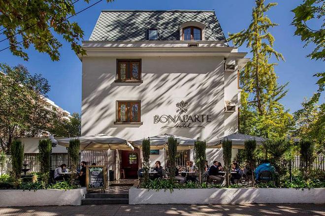 Hotel Bonaparte Boutique - Santiago - Building