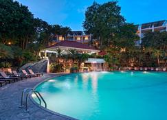 聖薩爾瓦多喜來登總統酒店 - 聖薩爾瓦多 - 聖薩爾瓦多 - 游泳池