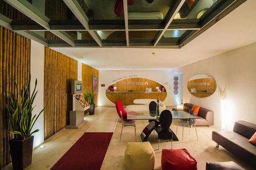 Cocoon Hotel & Lounge - Salvador - Dining room