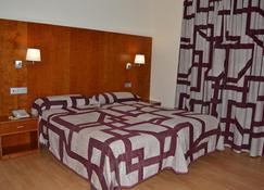 Hotel Jarama - Zamora - Quarto