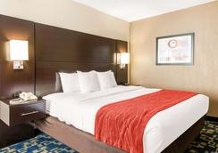 Comfort Inn and Suites near Universal Orlando Resort - Orlando - Camera da letto