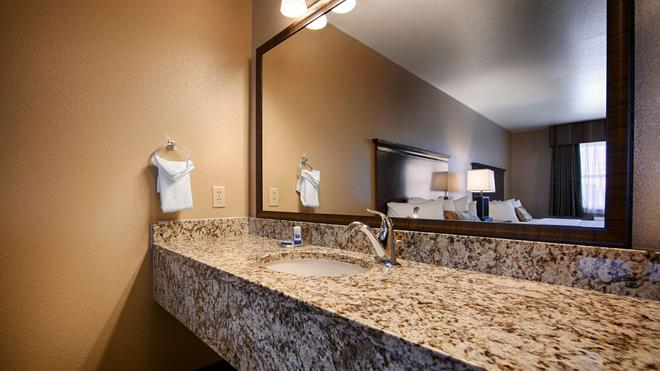 Best Western Fallon Inn & Suites - Fallon - Bathroom
