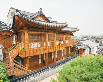 Laon hanok gguljam - Jeonju - Building