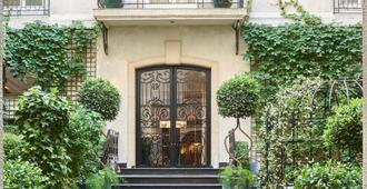 Relais Christine - Paris - Bygning
