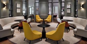 Address Boulevard - Dubái - Lounge