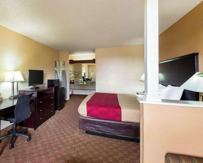 Econo Lodge Inn & Suites Downtown Northeast - Сан-Антонио - Спальня