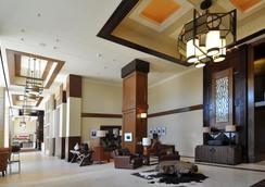 Overton Hotel and Conference Center - Lubbock - Aula